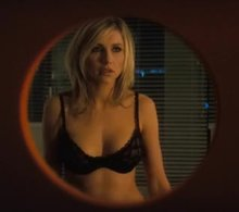 Sarah Chalke - Chaos Theory Bra and Panties - Panned -