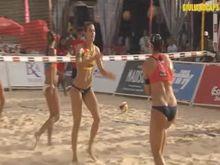 Beach Volleyball Buttcracks