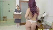 Tasting The Maid