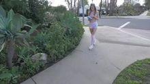 Jillian Janson gets some sloppy buttsex