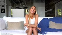 Raquel Diamond - Casting Couch X