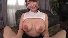 Cum splattered boobs