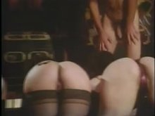 three awesome 80's asses