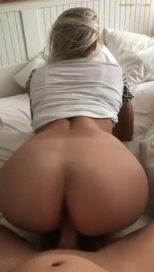 Milf slowly pleases cock