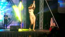Amateur stripper