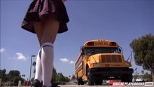 Natalie Monroe | The School Bus