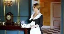 My Maid has beauty Breasts
