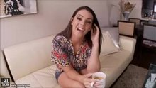 Voluptuous brunette Alison Tyler gets fucked