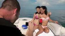 A boat trip