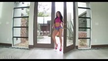 {Lubed} Megan Rain 'Wet And Horny'